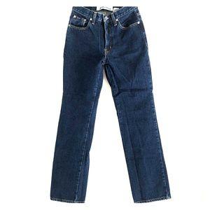 Express High-Waist Boot Cut Jeans ~ Vintage 90's